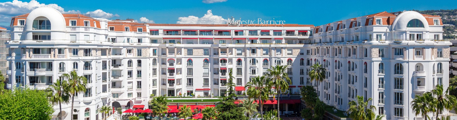 barriere majestic cannes olevene soiree