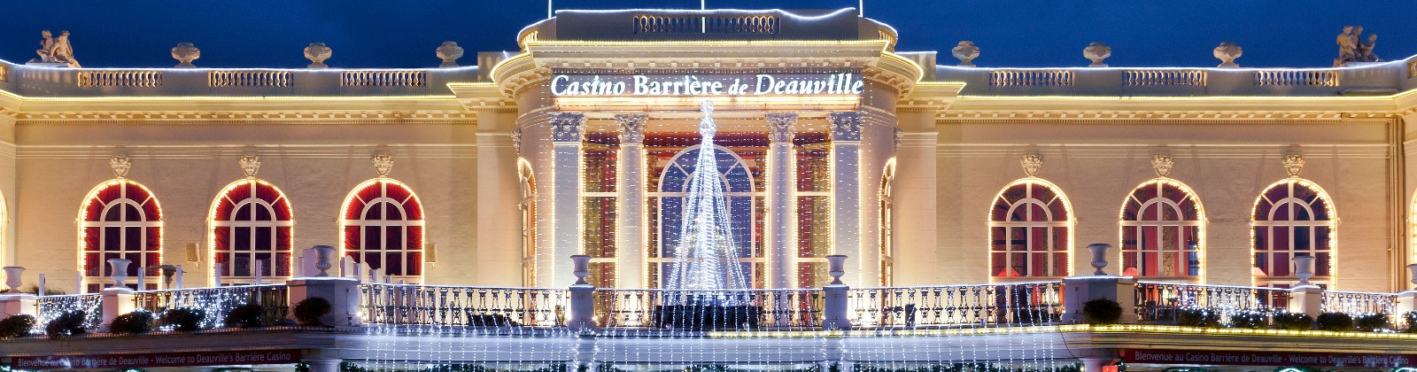 casino barriere deauville olevene organisation event