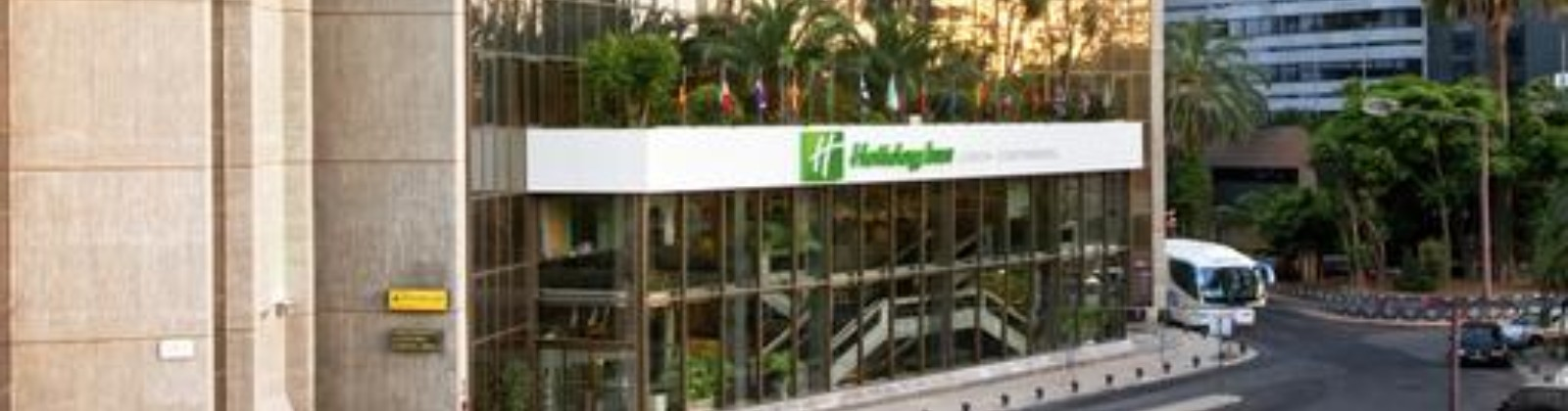 holiday inn lisbone continental olevene agence