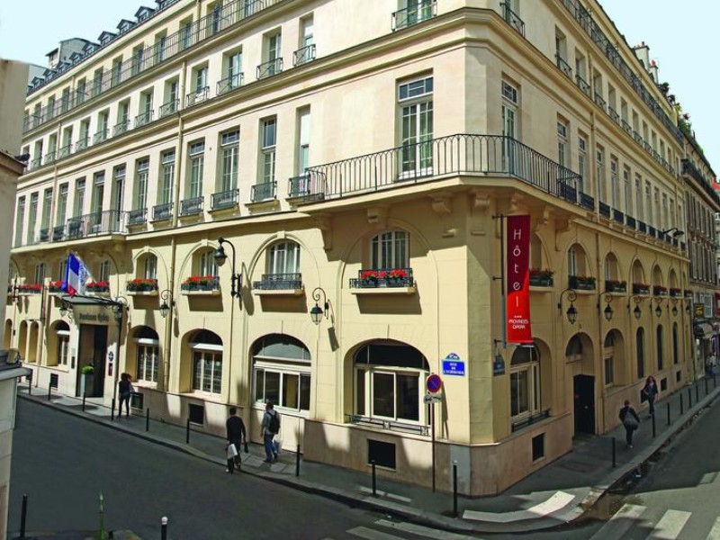Province Opera Hotel Paris