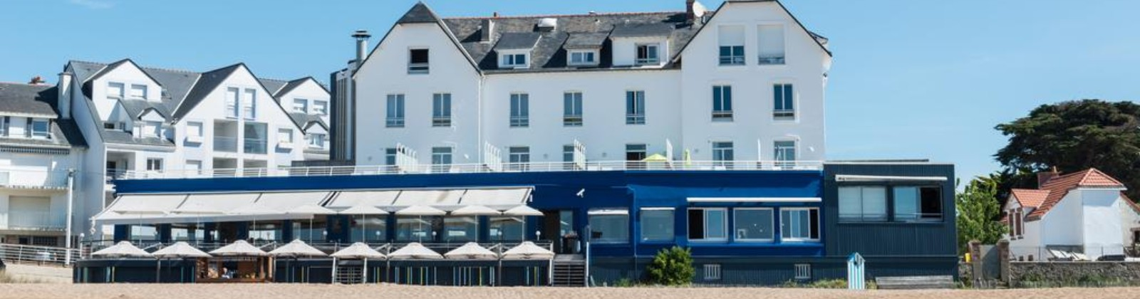hotel de la plage olevene seminaire restaurant meeting reunion booking