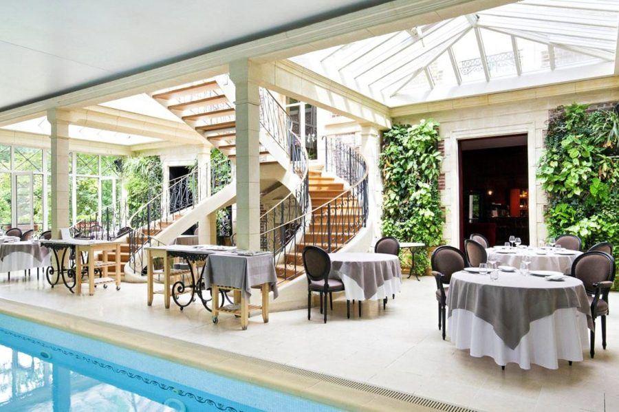 les jardins d 39 epicure lieu s minaire 95 bray et lu. Black Bedroom Furniture Sets. Home Design Ideas