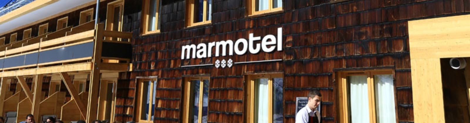 le marmotel hotel et spa olevene restaurant events