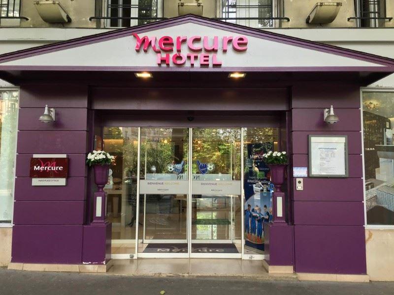 Mercure paris place d 39 italie itin raire paris - Piscine place d italie ...