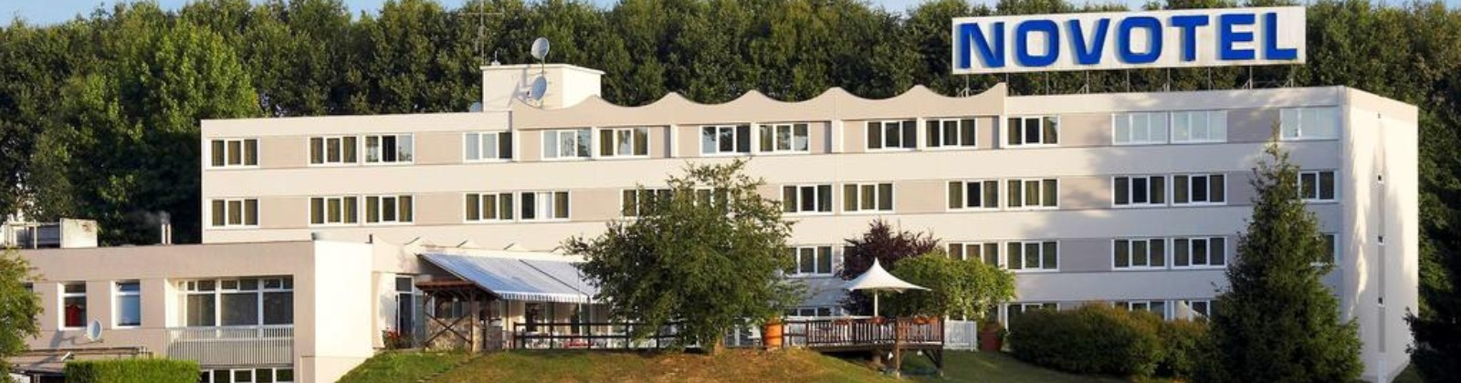 novotel limoges le lac olevene restaurant hotel booking meeting