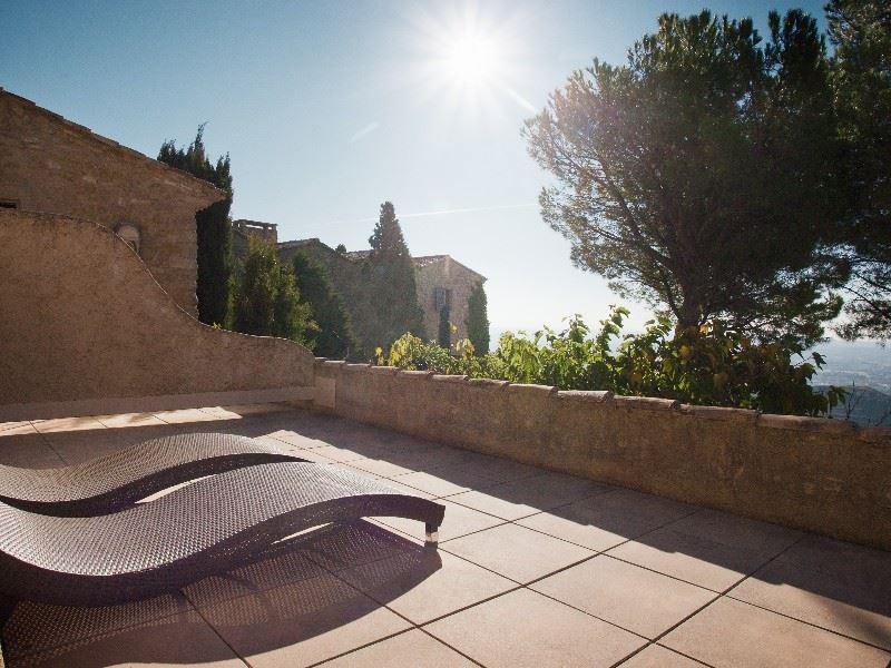Abbaye de sainte croix lieu s minaire 13 salon de provence for Abbaye sainte croix salon
