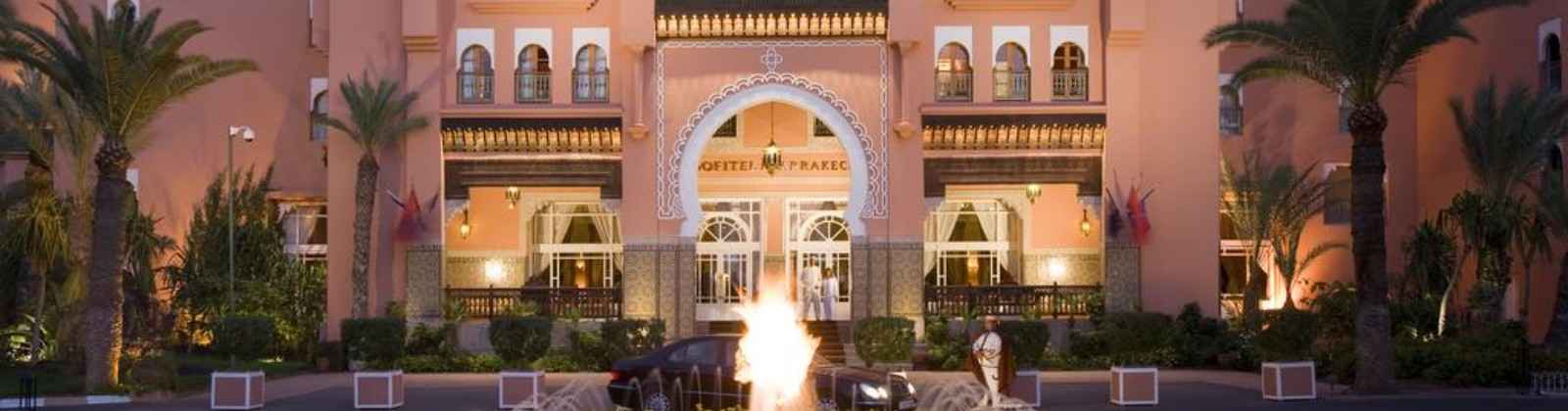sofitel marrakech palais imperial olevene booking